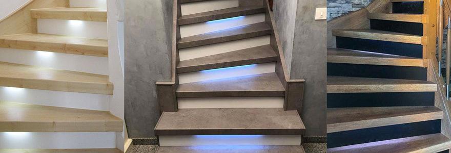 éclairer son escalier